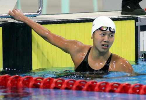 Giải bơi ĐNÁ 2014: Ánh Viên hơn người về nhì đến 9 giây - 1