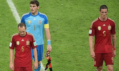 ĐKVĐ Tây Ban Nha bị loại sớm: Tất cả chỉ vì... tiền - 1