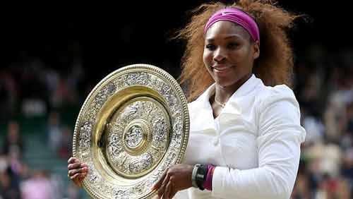 Wimbledon 2014: Serena hướng tới danh hiệu thứ 6 - 1