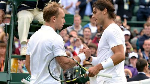 """""""Lời nguyền"""" đáng ngại từ Wimbledon 2013 - 1"""