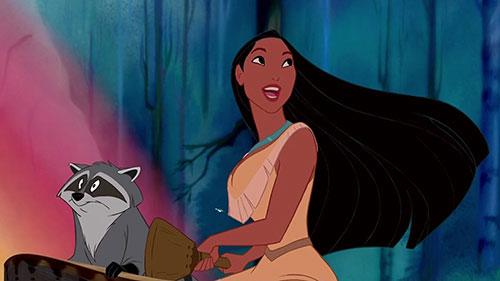 Trailer phim: Pocahontas - 1