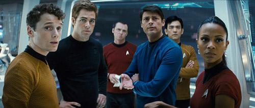 Trailer phim: Star Trek Into Darkness - 1