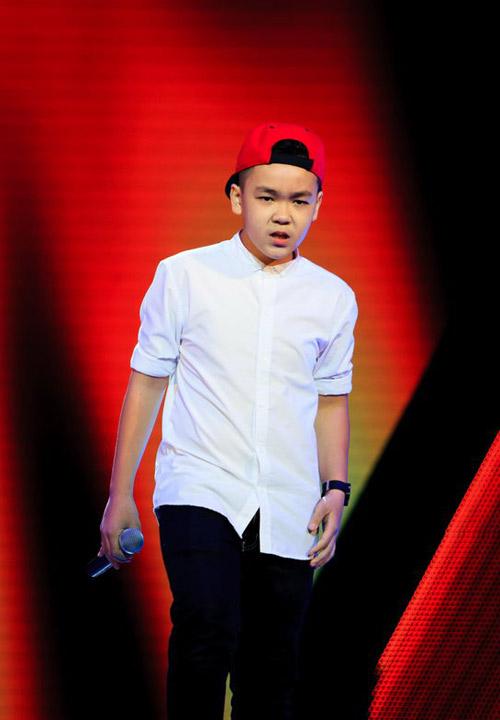 Tranh cãi vì cậu bé Thanh Hóa thi The Voice Kids - 1