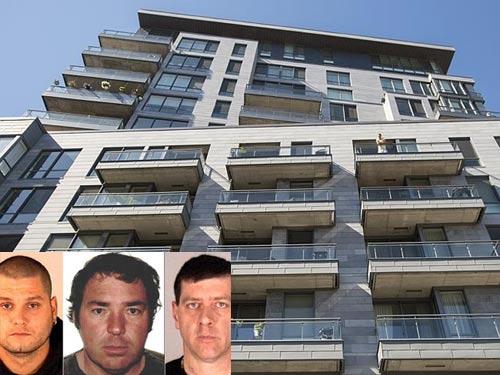 Canada: Tóm gọn 3 kẻ trốn tù táo bạo bằng trực thăng - 1