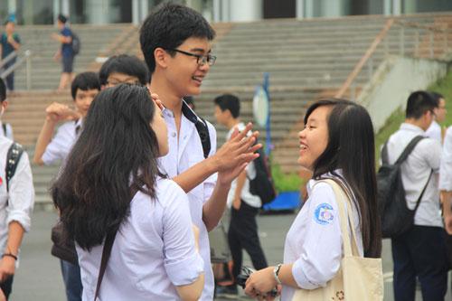Tuyển sinh lớp 10 Hà Nội: Tình yêu đất nước vào đề thi Văn - 1
