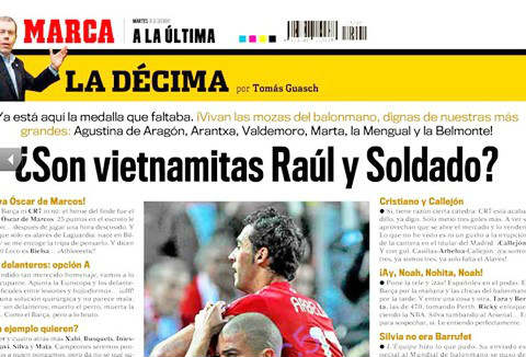 Tuyển thủ Tây Ban Nha lấy bóng đá Việt Nam để 'đá xoáy' - 1