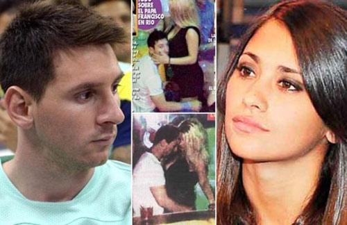 """Bí quyết tỏa sáng của Messi: Vì… """"dại gái""""? - 1"""