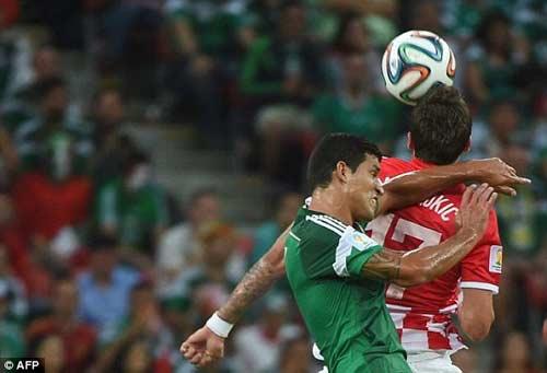 Croatia – Mexico: Kết cục khó tin - 1