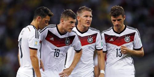 Bổn cũ soạn lại, người Đức sẽ loại Bồ Đào Nha? - 1