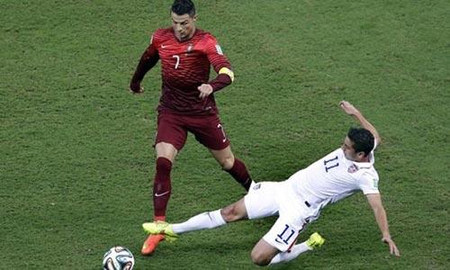 Ronaldo và chuyện về phần cán của thanh đao - 1