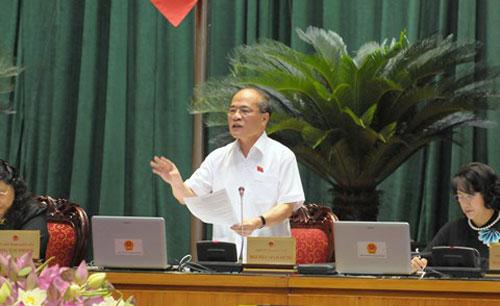 Quốc hội lên án mạnh mẽ hành động sai trái của TQ - 1