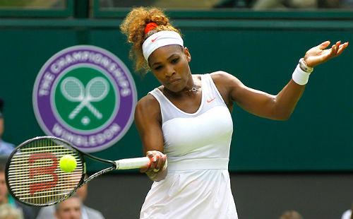 Serena - Tatishvili: Không thể chống đỡ (V1 Wimbledon) - 1