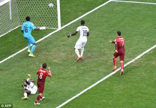 Bồ Đào Nha - Ghana: Chiến đấu tới cùng - 1