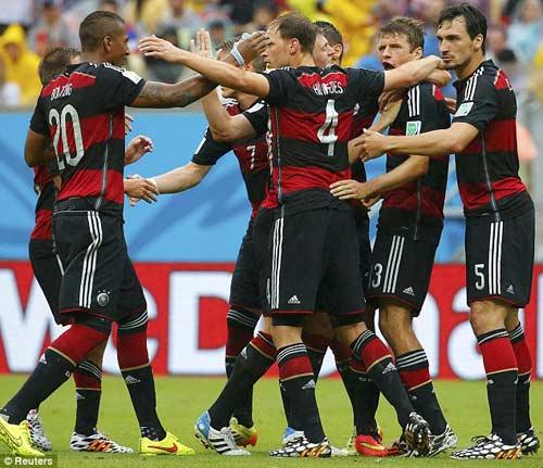 """Góc 3D: Muller """"bắn hạ"""" Mỹ, đuổi kịp Messi-Neymar - 1"""