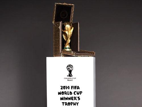 Những thương hiệu triệu đô của World Cup 2014 - 1