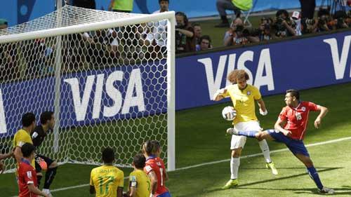 Sôi động World Cup 30/6: Đức thiệt quân trước Algeria - 1