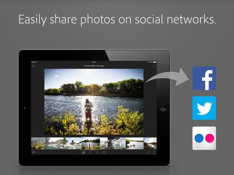 Adobe tung loạt ứng dụng chỉnh sửa ảnh miễn phí cho iOS - 1