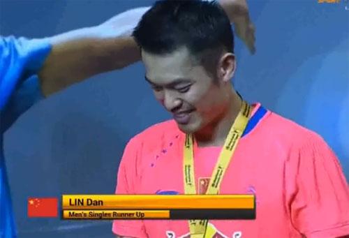 Thua ngược, Lin Dan tiếp tục lỡ hẹn với Malaysian Open - 1