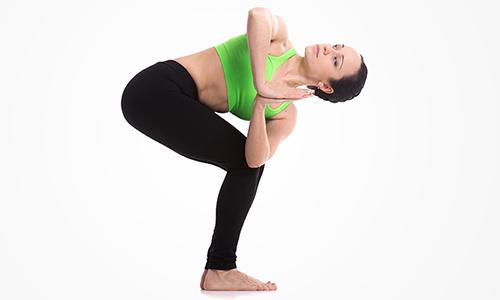 Thân hình thon đẹp mỹ mãn với 5 bài tập yoga - 5