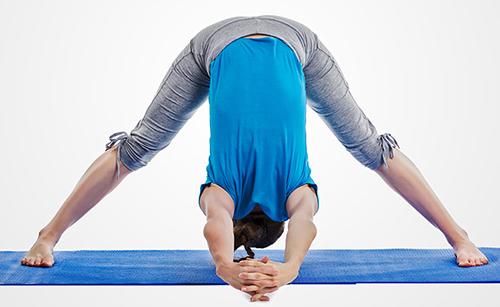 Thân hình thon đẹp mỹ mãn với 5 bài tập yoga - 1