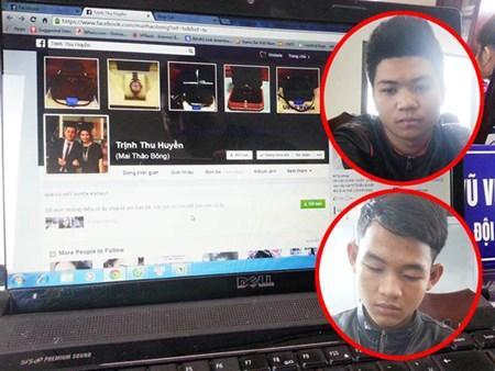 """Khởi tố vụ án """"đạo"""" facebook để lừa đảo - 1"""