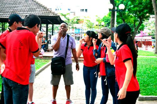 Action English: Cơn sốt học tiếng anh tại Tp. HCM - 5