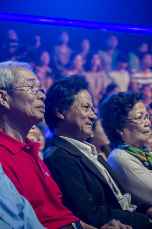 """Chế Linh """"chết điếng"""" với màn giả giọng của Mai Quốc Việt - 1"""