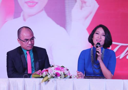 Quang Linh hài hước trêu ghẹo Thanh Thúy - 1