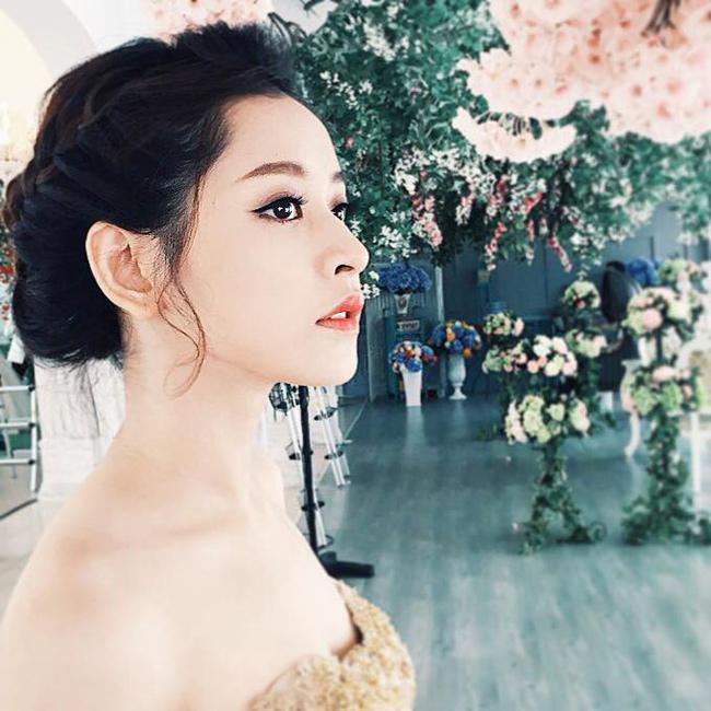 Bức ảnh ấn tượng của hot girl Chi Pu