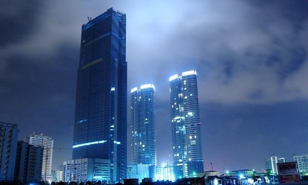 Tòa nhà cao nhất Hà Nội đang được rao bán - 1