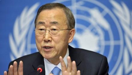 Tổng thư ký LHQ Ban Ki-moon sắp thăm Việt Nam - 1