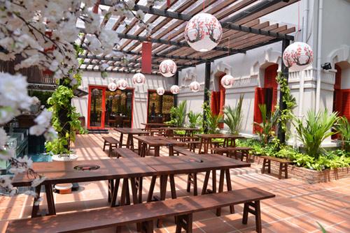 Khám phá văn hóa xứ Đài tại tiệc buffet Vương Quốc Tôm - 1
