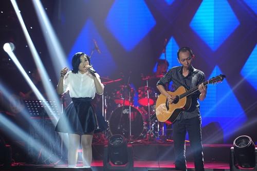 Thảo Nhi khoe sáng tác đầu tay ở Bài hát Việt - 1