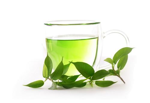 Làm đẹp với trà xanh - 1