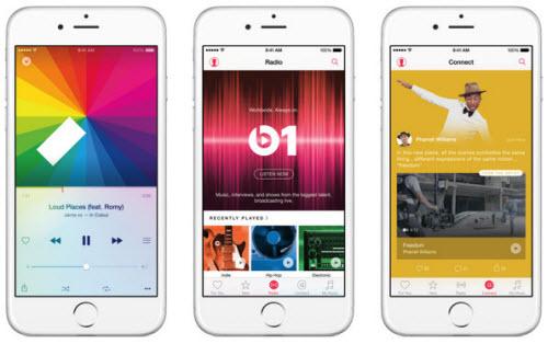 iPhone, iPad chuẩn bị đón nhận iOS 8.4 bản chính thức - 1
