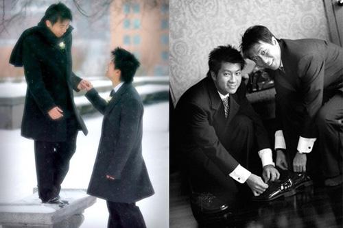 Chuyện tình 10 năm của cặp đôi đồng tính Việt - 4