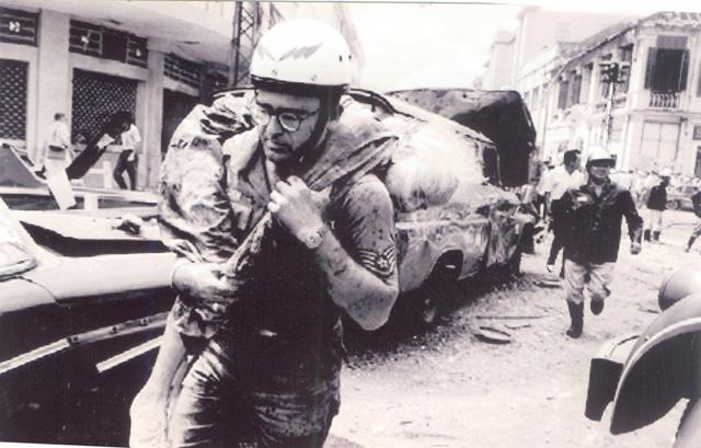 Nhìn lại chiến tranh Việt Nam qua những bức ảnh của AP - 7