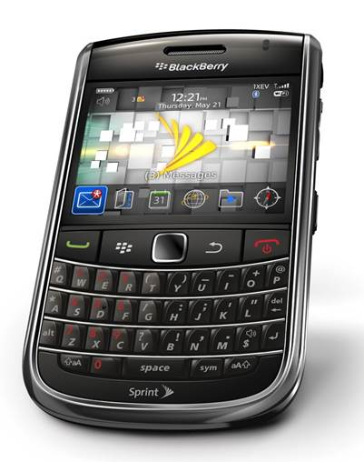 Blackberry 9650 nhập Mỹ giá 1,3 triệu hút khách cả nước - 1