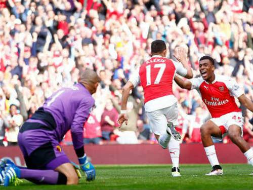 Video Arsenal vs Watford - 1