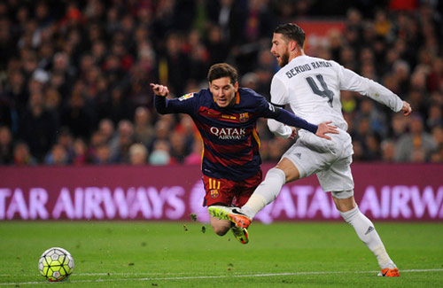 Video Barca vs Real Madrid - 1