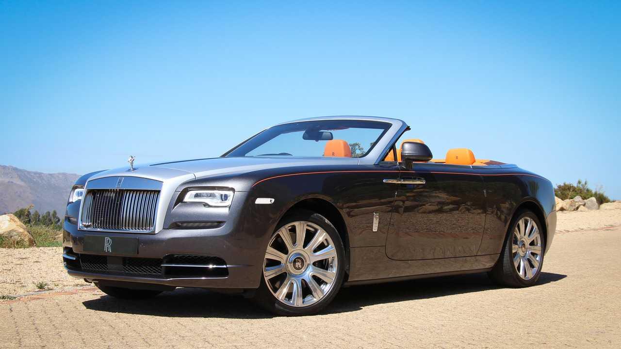 Đánh giá Rolls-Royce Dawn - Siêu thanh lịch, sang trọng, đẳng cấp - 1