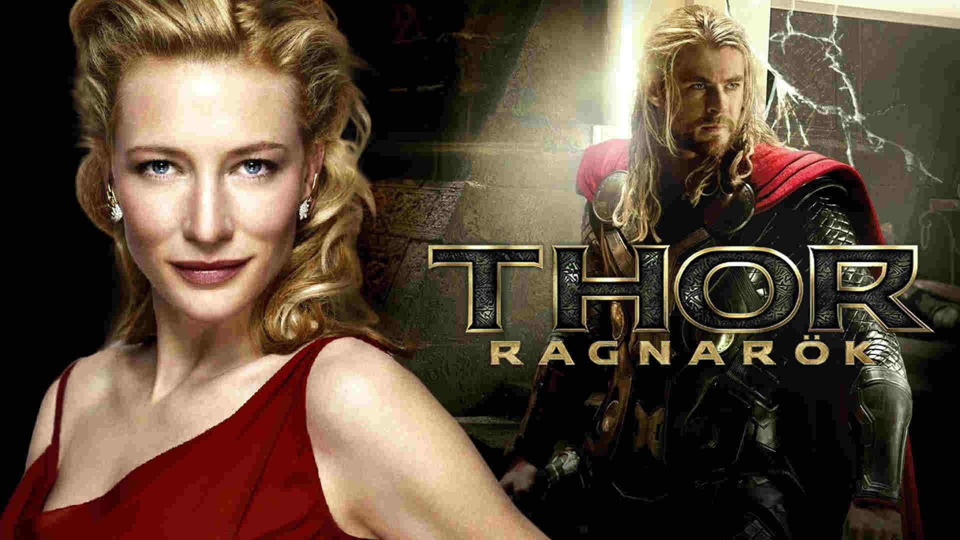 """""""Nữ hoàng Oscar"""" hóa thân thành siêu ác nữ trong """"Thor 3"""""""