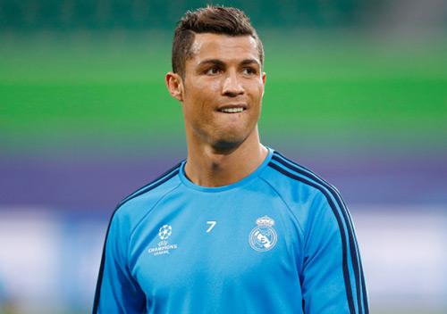 """Real cho MU mua Ronaldo, chỉ lấy giá """"bèo - 1"""