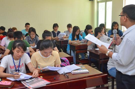 Thiếu trầm trọng giáo viên tiếng Anh - 1