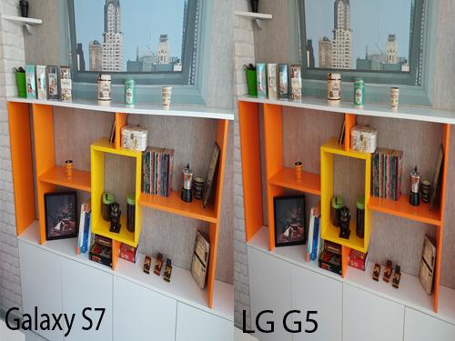So sánh camera của Galaxy S7 với LG G5 - 1