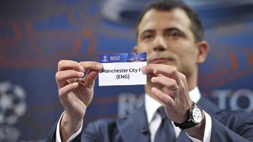 Kết quả bốc thăm bán kết Cup C1 2016 - 1