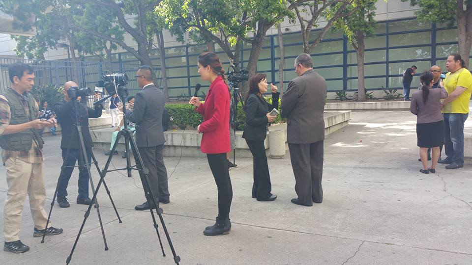 Minh Béo không nhận tội trong ngày đầu tiên ra tòa - 1