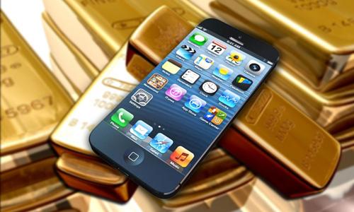 Apple thu gom 1 tấn vàng mỗi năm từ tái chế iPhone cũ - 1