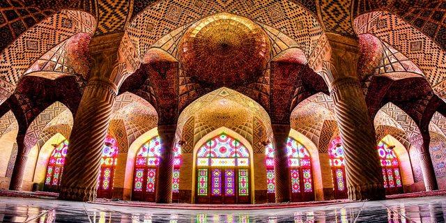 Ngắm mái vòm nhà thờ Hồi giáo cực kỳ ấn tượng - 1