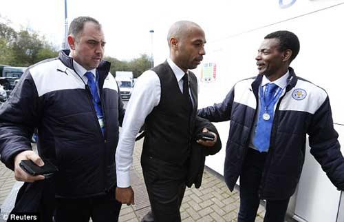 Truc tiep Leicester City vs West Ham - 1